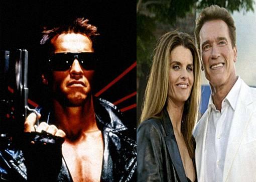 Alasan Kenapa Kiamat 21 Mei 2011 TIDAK Akan Terjadi - bintang film terminator arnold baru saja bercerai