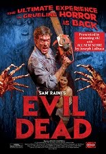 "Grindhouse Releasing Brings ""Evil Dead"" To Theaters In 4K"