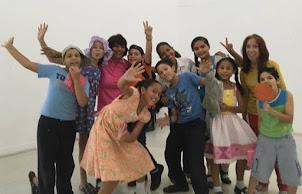 Niños del teatro Ambrosio Plaza