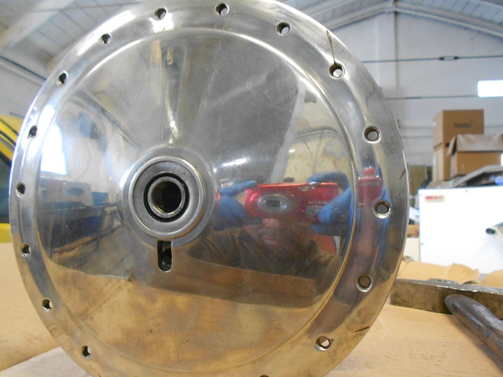 Benelli 125 ss tq il restauro marzo 2012 - La porta rossa sigla ...