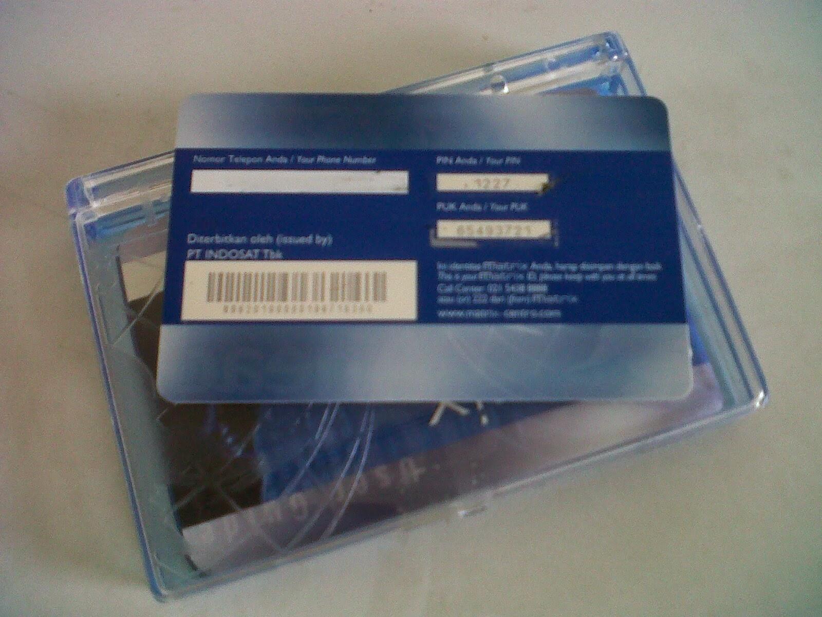 cara mendapatkan kode puk kartu sim card