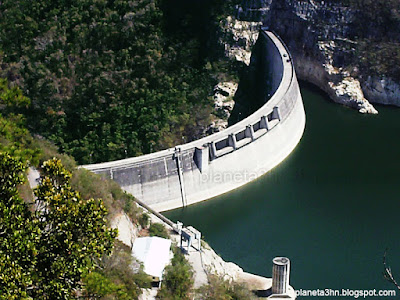 Represas de Honduras