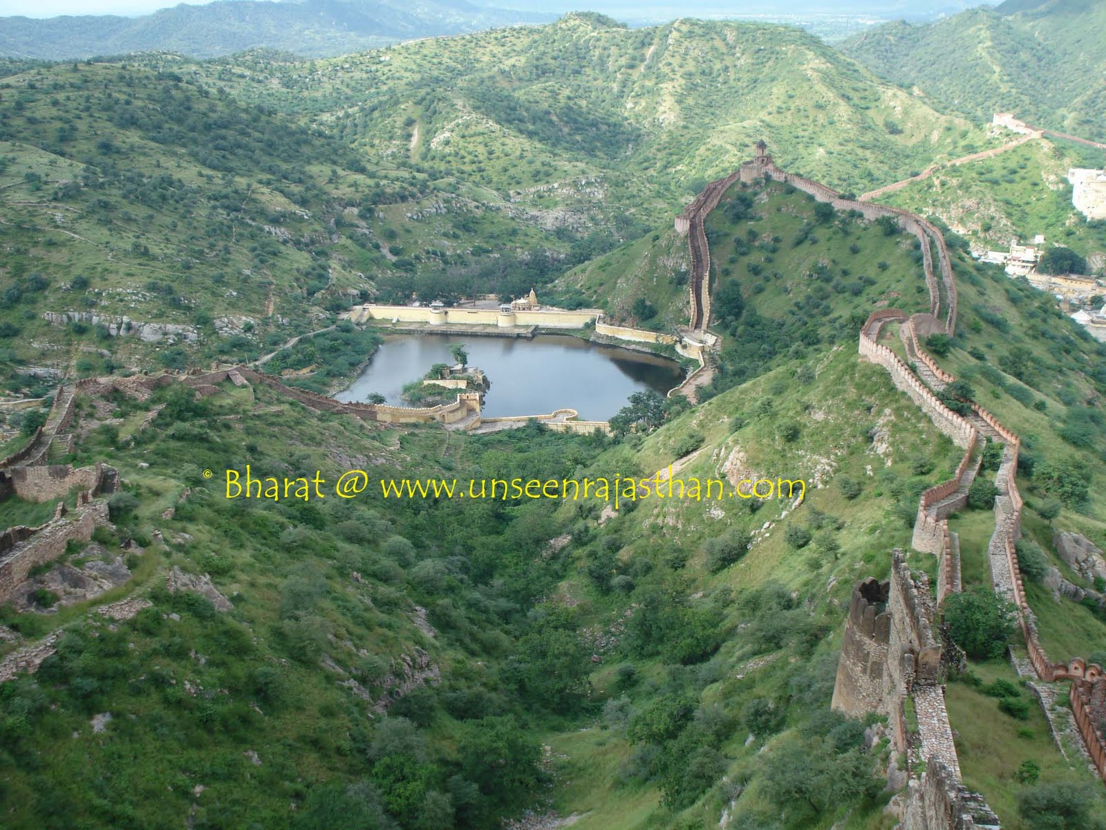 Unseen Rajasthan India The Jaigarh Fort Jaipur Rajasthan