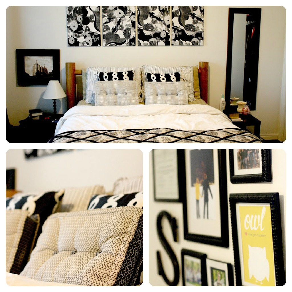 Home Decorations: DIY Bedroom Decorating and Design Ideas