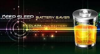 Aplikasi Deep Sleep Penghemat Baterei Android