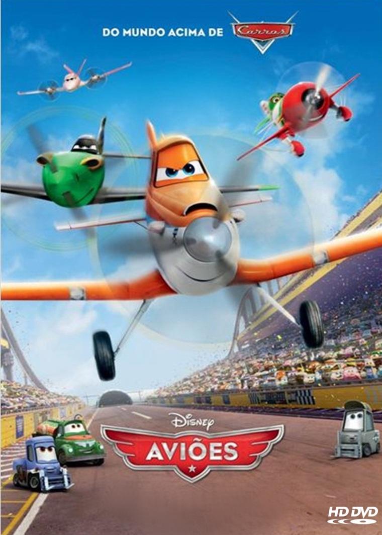 Aviões – Dublado (2013)