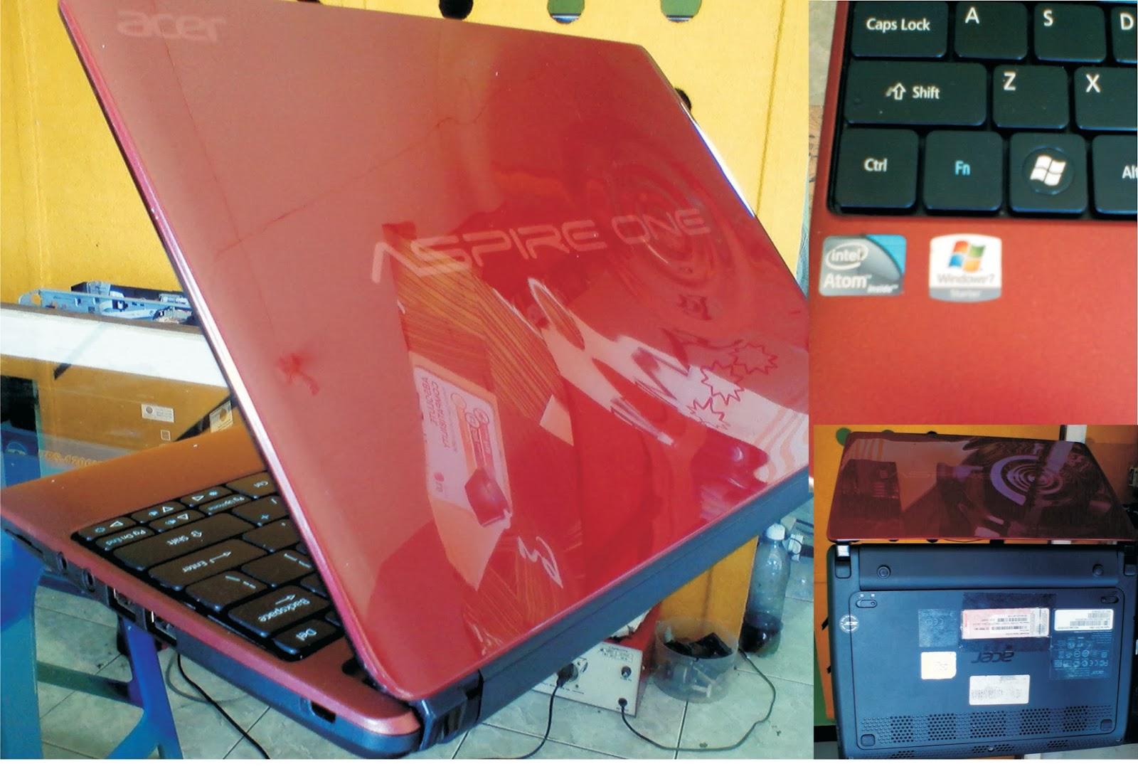 Netbook Bekas Acer Aspire One D270