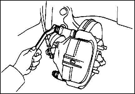 2007 Ford Mustang V6 Thermostat Location