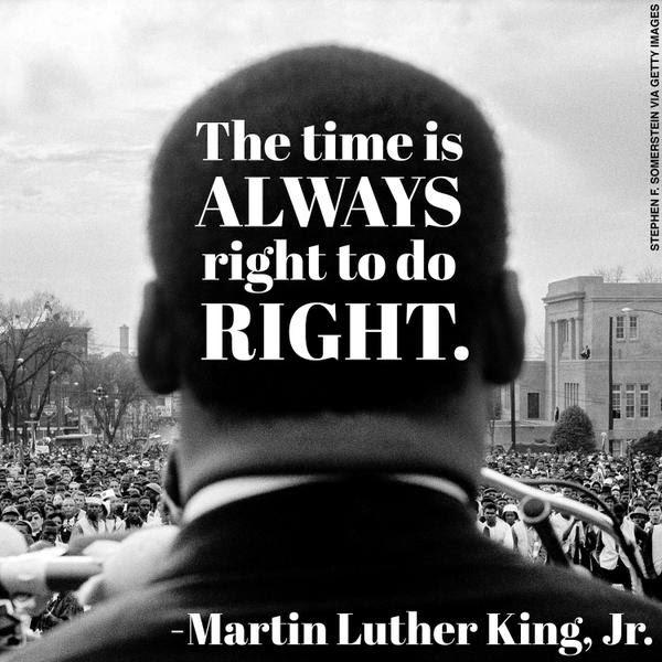 Experience Optimism MLK