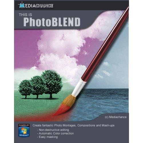 Mediachance Photo BLEND 3D 2.0 Final (x86 x64) (ENG) - Key + Portable