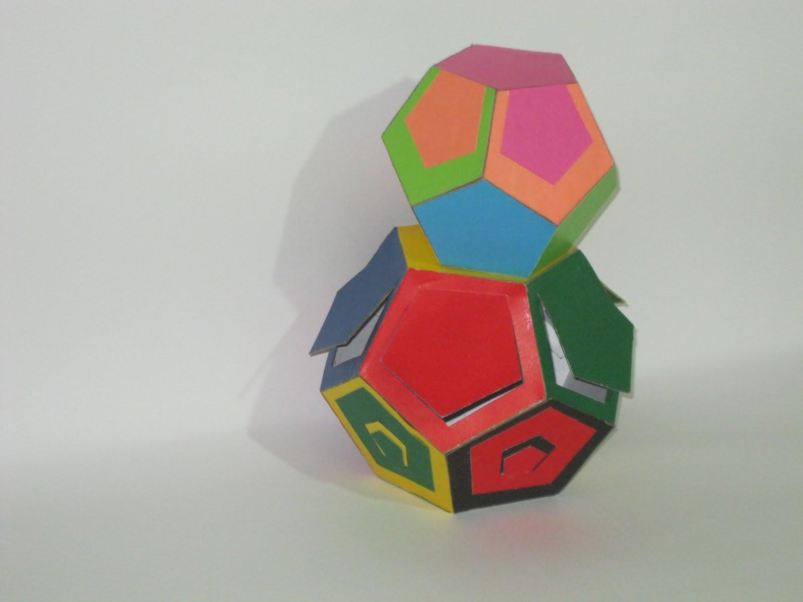 proyectos y trabajos: Figuras Tridimensionales