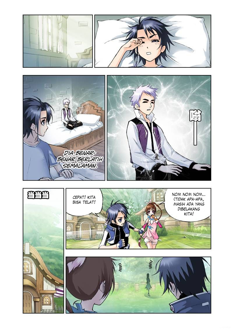 Soul Land Chapter 20