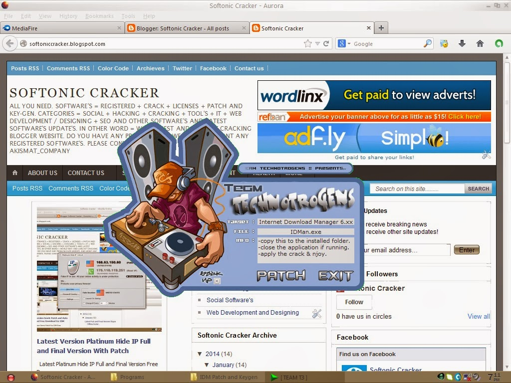 PC Cracks - Download Free PC Software, Cracks, Keys