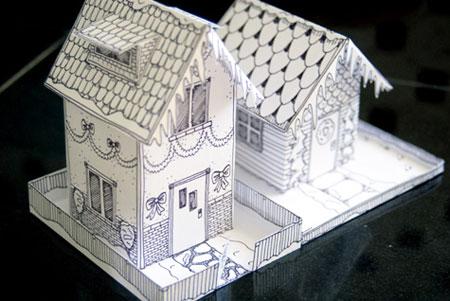 Learningenglish Esl Printable Christmas Village