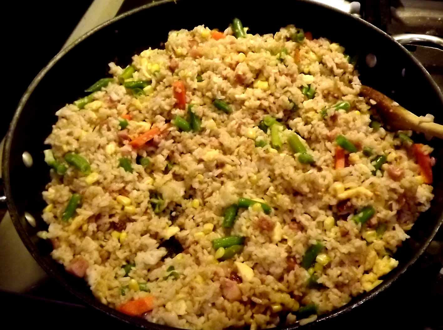 My Jewellery Box: My Special Fried Rice