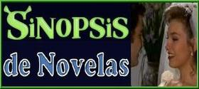 Sinopsis de Novelas