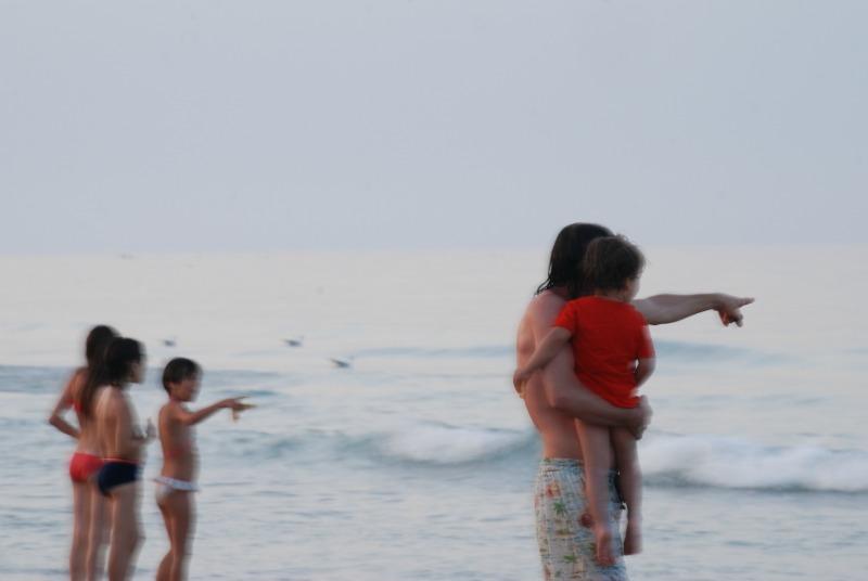 onde mare vacanze estive