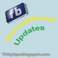 recent posts on fb newsfeed
