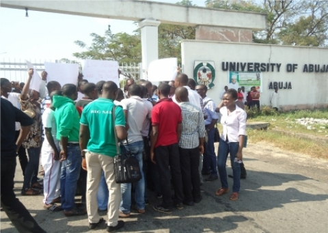 1 in 20: The fight for varsity places in Nigeria