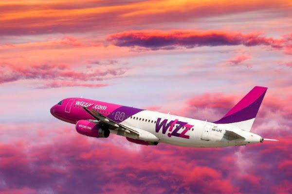 calatorii in roz cu Wizz