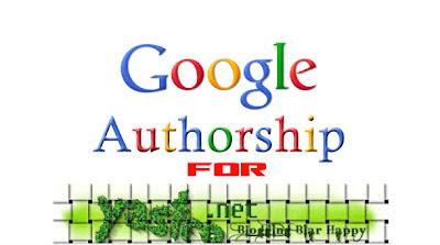 Google Authorship Program - Akhirnya Dapat Juga
