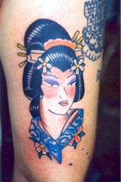 татуировки японский стиль - Япония Каталог эскизов тату uCoz