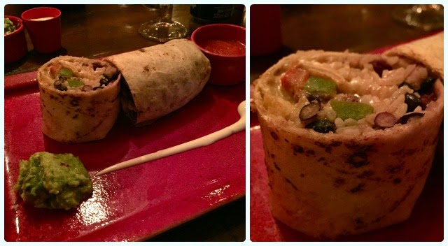 El Capo, Manchester - Burrito