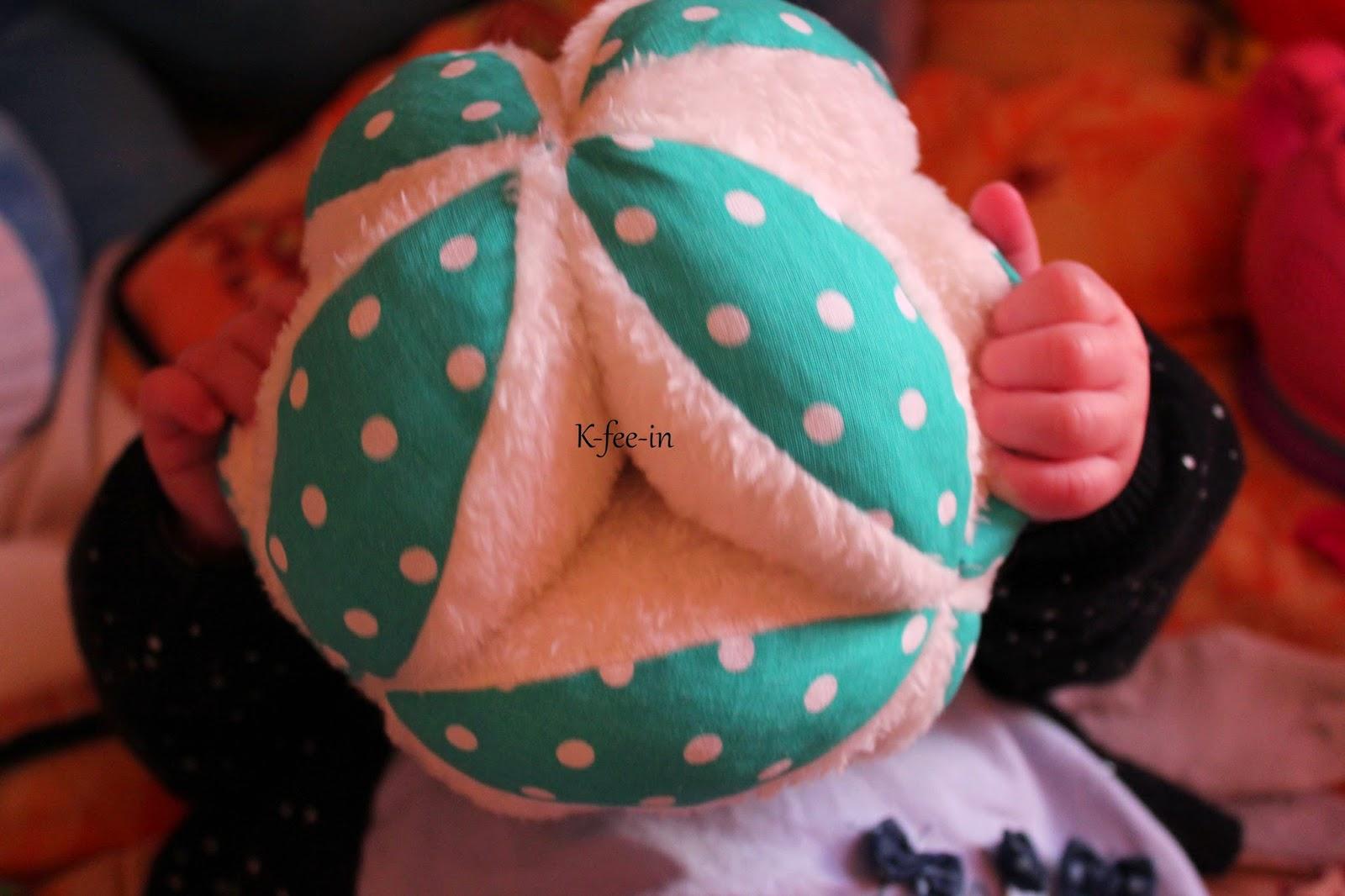 Top Balle de préhension Montessori - DIY ~ Mini-Bonheur PF49