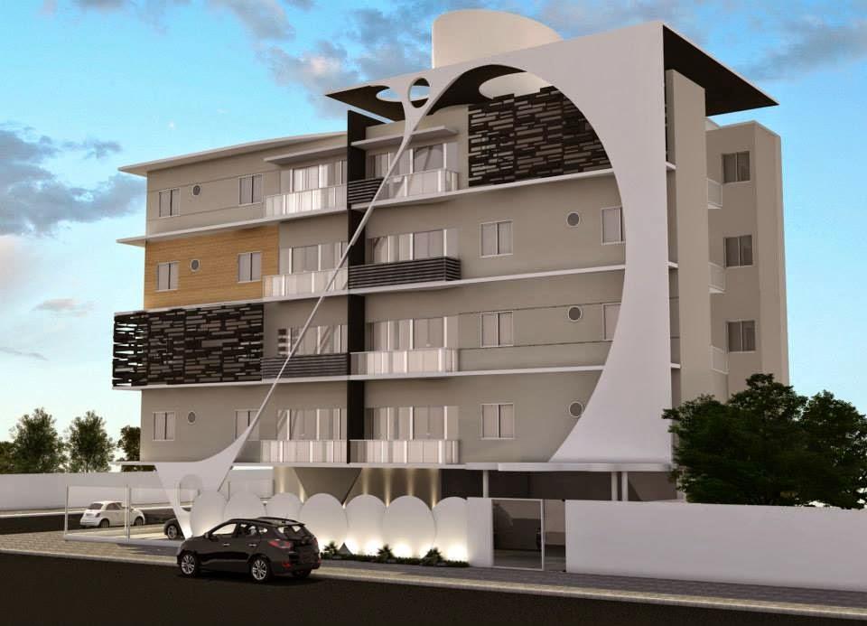 Novo prédio residencial de Cristalina