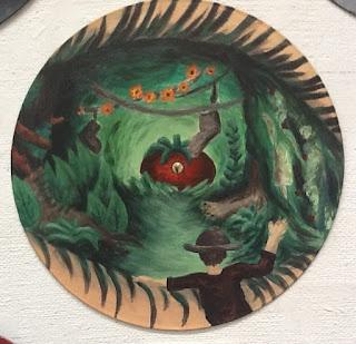 Art Intertwine-Surrealist Art Activity