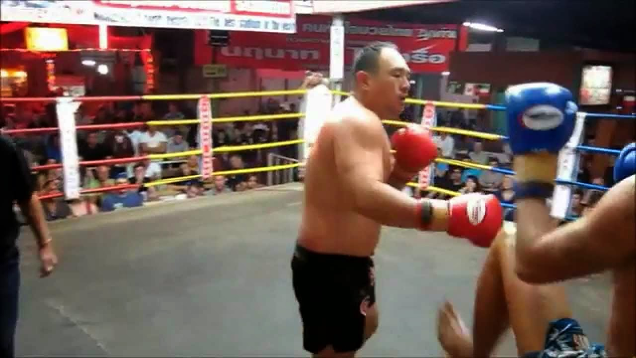 johnny muay thai