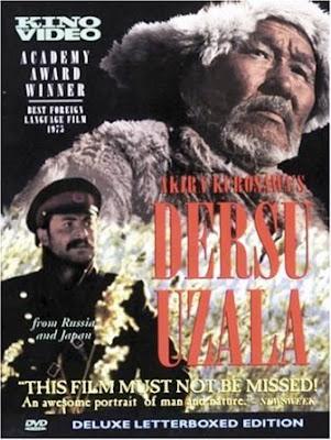 Dersu Uzala (El Cazador)(1975) poster movie pelicula