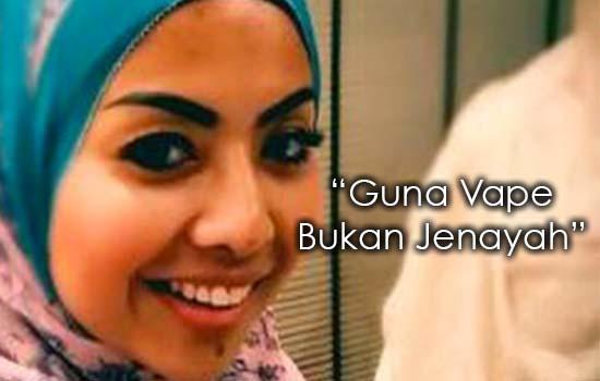 Anak Zahid Hamidi Akhirnya Buka Mulut Isu Kedai Vape Diserbu