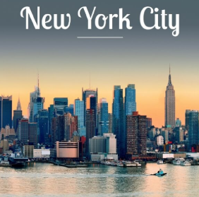 VISITING NEW YORK ?