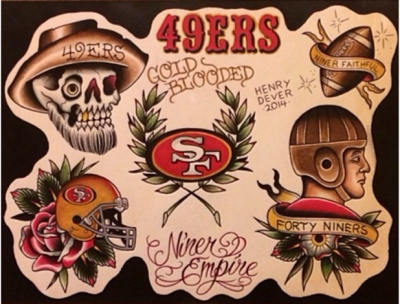 Forty Niner's Flash Prints