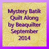 Mystery Batik Quilt along