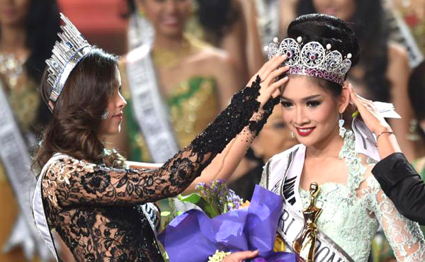 Mengenal Puteri Indonesia 2015, Anindya Kusuma Putri