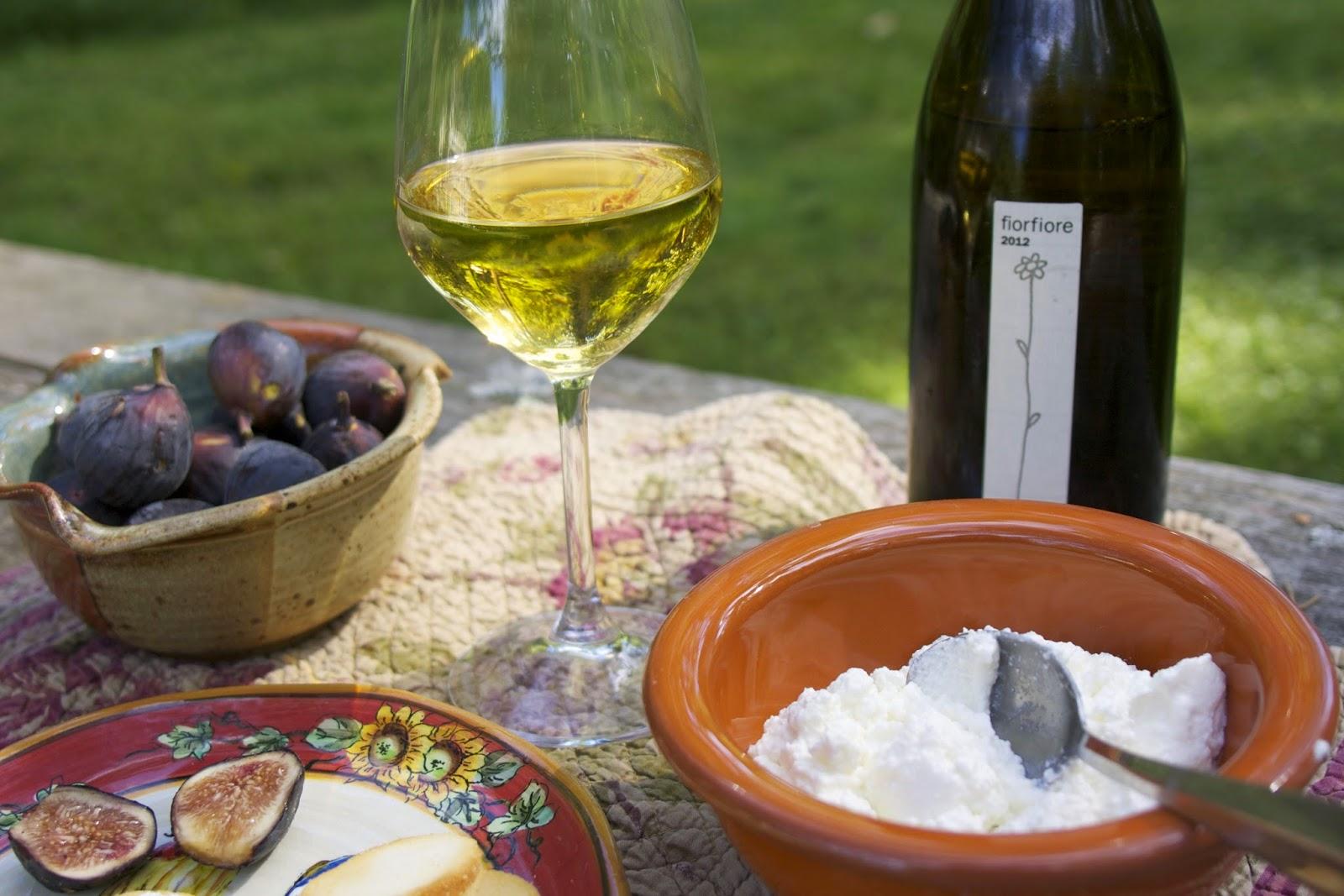 Rocafiore Organic Wine: Fiorfiore: simplelivingeating.com