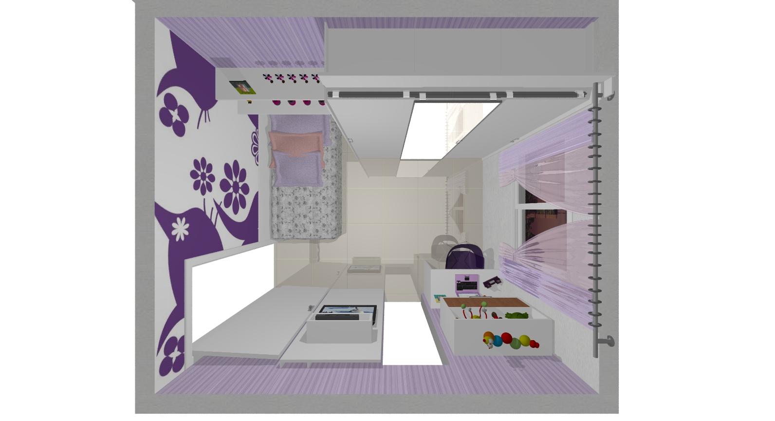 Oggi Arquitetura e Ambientação: Apartamento família Gorayeb #683C2D 1592 864