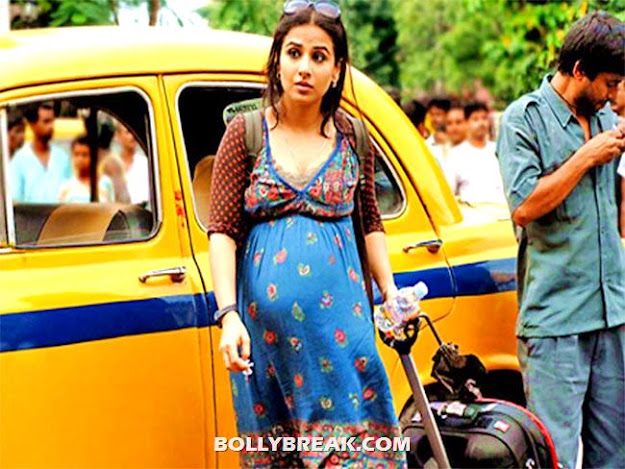 vidya in kahani - (4) - Bollywood Babes Interesting Characters
