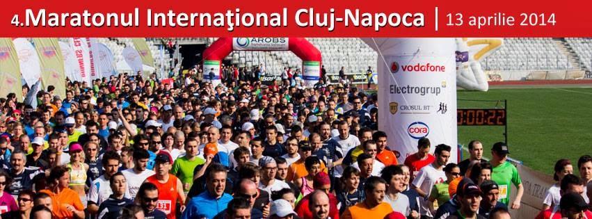 Invitaţie la Maraton Internaţional Cluj-Napoca 2014