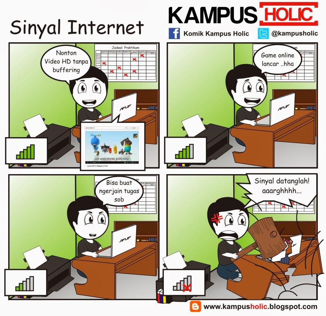 #451 Sinyal Internet