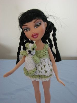 Knitting Patterns For Bratz Doll Clothes : Donnas Crochet Designs Blog of Free Patterns: Free ...
