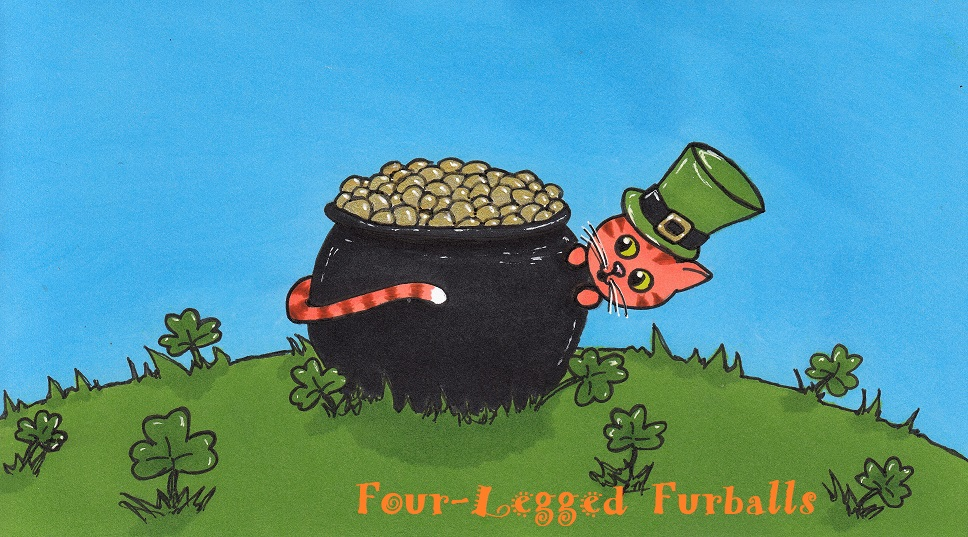 Four-Legged Furballs