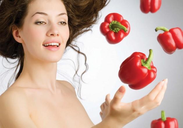 Peperone: ipocalorico, gustoso e sano!