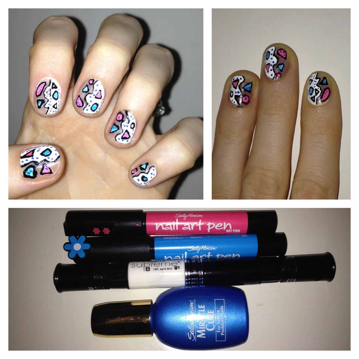 The Cool Easy nail designs for teenagers Images