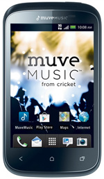 Cricket Wireless Releases HTC Desire C
