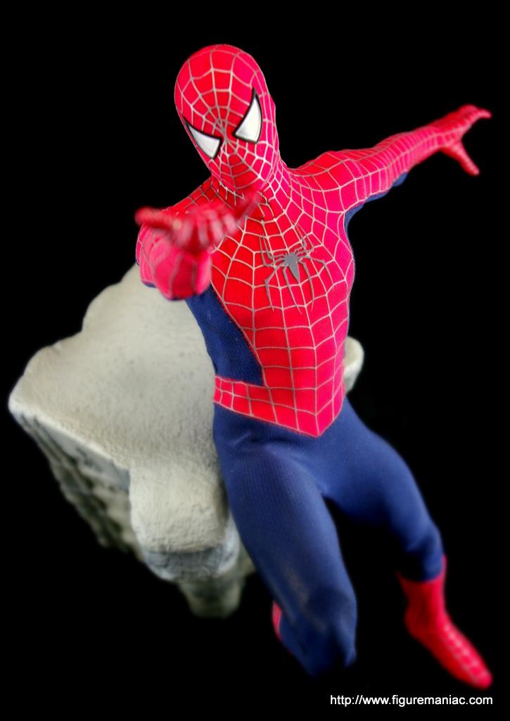 hot toys spider man 3 spider man part 4. Black Bedroom Furniture Sets. Home Design Ideas
