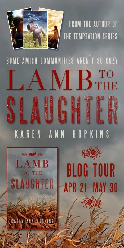 Lamb to the Slaughter Blog Tour