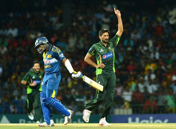 Sri Lanka vs Pakistan 1st T20 Images 2015